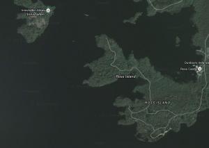 Innisfallen Map